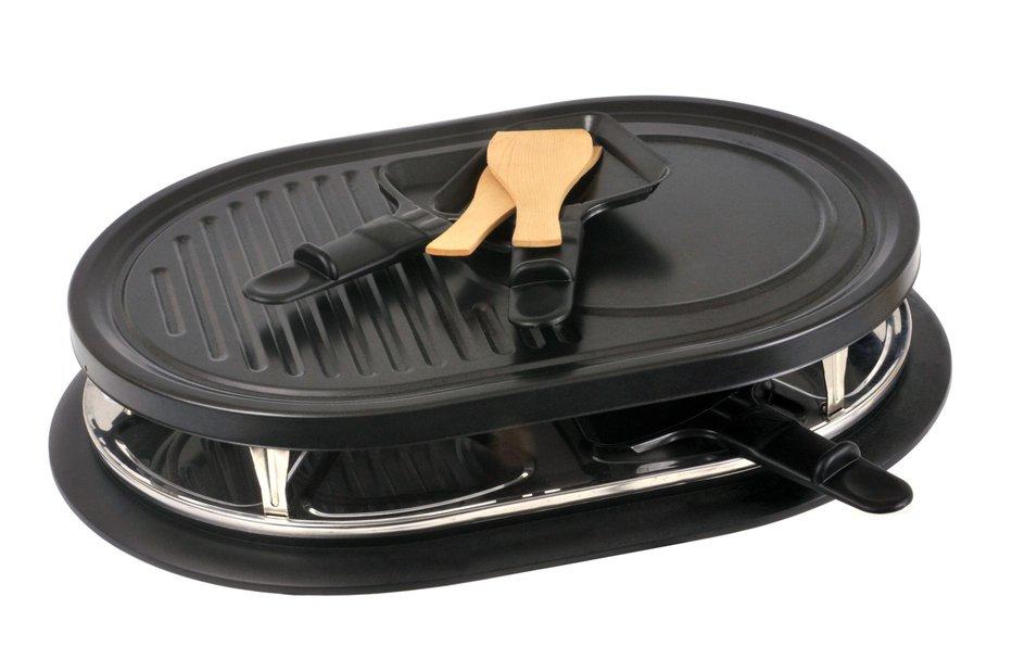 appareil à raclette avec gril modulable